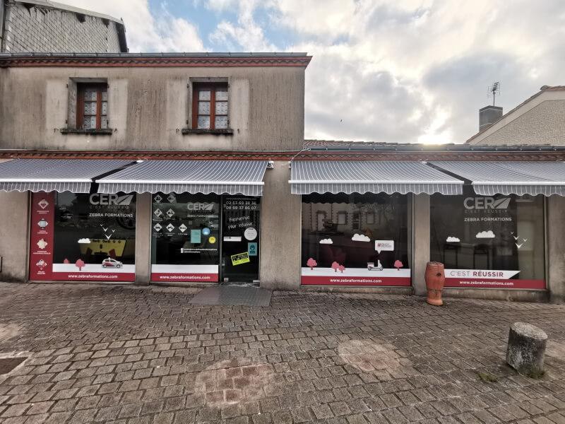 Auto-école Saint-Germain-sur-Moine